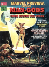 Marvel Preview (Marvel comics - 1975) -1- Man-gods from beyond the stars