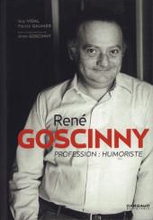 (AUT) Goscinny - René Goscinny - Profession : humoriste