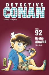 Détective Conan -92- Tome 92