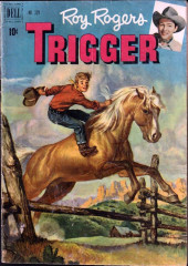 Four Color Comics (Dell - 1942) -329- Roy Rogers' Trigger