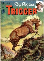 Roy Rogers' Trigger (Dell - 1951) -3- (sans titre)