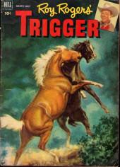Roy Rogers' Trigger (Dell - 1951) -4- (sans titre)