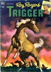 Roy Rogers' Trigger (Dell - 1951) -5- (sans titre)