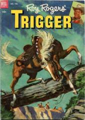 Roy Rogers' Trigger (Dell - 1951) -7- (sans titre)