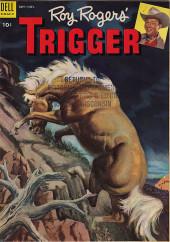 Roy Rogers' Trigger (Dell - 1951) -10- (sans titre)