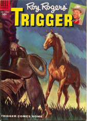 Roy Rogers' Trigger (Dell - 1951)