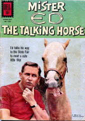 Four Color Comics (Dell - 1942) -1295- Mister Ed The Talking Horse