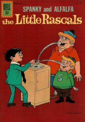 Four Color Comics (Dell - 1942) -1297- The Little Rascals