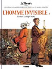 Les grands Classiques de la littérature en bande dessinée -32- L'Homme Invisible - 2