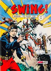 Capt'ain Swing! (1re série) -54- Pas de canons pour les habits rouges !