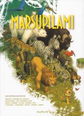Marsupilami - Des histoires courtes par... -2ES- Tome 2
