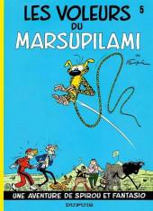 Spirou et Fantasio -5c72b- Les voleurs du marsupilami
