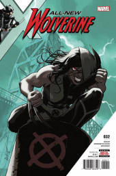 All-New Wolverine (2016) -32- The Orphans