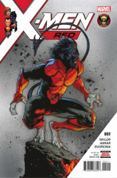 X-Men: Red (2018) -2- The Hate Machine - Part 2: Trinary