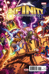 Infinity Countdown (2018) -1- Issue 1