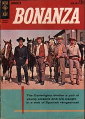 Bonanza (Gold Key - 1962) -1- (sans titre)