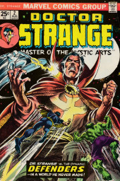 Doctor Strange (1974) -2- A seperate reality