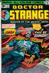 Doctor Strange (1974) -12- Final curtain