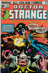 Doctor Strange (1974) -13UK- Planet earth is no more