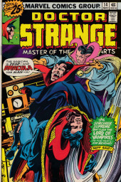 Doctor Strange (1974) -14- The tomb of Dr. Strange