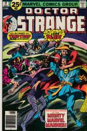 Doctor Strange (1974) -17- Utopia rising