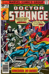 Doctor Strange (1974) -19- Lo, the powers changeth