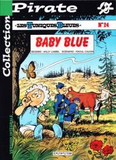 Les tuniques Bleues -24Pir- Baby Blue