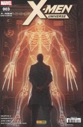 X-Men Universe (Marvel France - 2017) -3- Armes de destruction mutante (2/2)