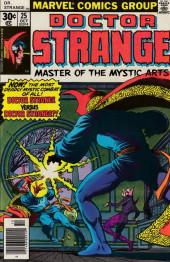 Doctor Strange (1974) -25- Doctor Strange yet!