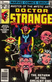 Doctor Strange (1974) -26- The return of the ancient one