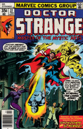 Doctor Strange (1974) -27- I... The In-Betweener