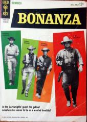 Bonanza (Gold Key - 1962) -6- (sans titre)