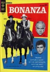 Bonanza (Gold Key - 1962) -7- (sans titre)