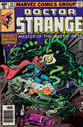 Doctor Strange (1974) -35- Of knights and pawns