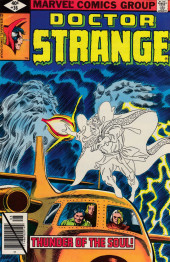 Doctor Strange (1974) -36- The man who knew Stephen Sanders