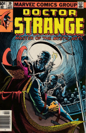 Doctor Strange (1974) -39- The old dark house