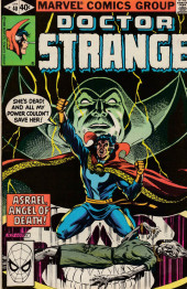 Doctor Strange (1974) -40- Dawn of death