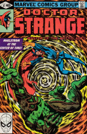 Doctor Strange (1974) -41a- Weep for the soul of man...