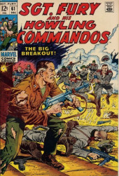 Sgt. Fury and his Howling Commandos (Marvel - 1963) -61- The Big Breakout!