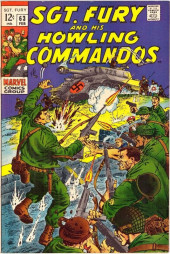 Sgt. Fury and his Howling Commandos (Marvel - 1963) -63- (sans titre)