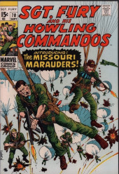 Sgt. Fury and his Howling Commandos (Marvel - 1963) -70- Introducing: The Missouri Marauders !