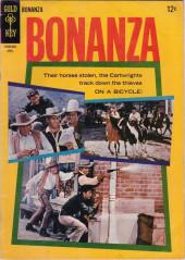 Bonanza (Gold Key - 1962) -13- (sans titre)