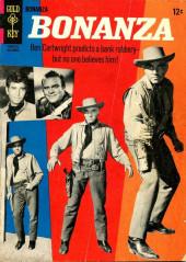 Bonanza (Gold Key - 1962) -17- Ben Cartwright predicts a bank robbery...
