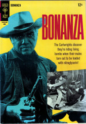 Bonanza (Gold Key - 1962) -20- (sans titre)