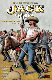 Jack of Fables (2006) -INTHC02- Deluxe Edition Book Two