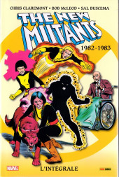 New Mutants (The) - L'intégrale -1- 1982 - 1983