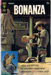 Bonanza (Gold Key - 1962) -28- (sans titre)