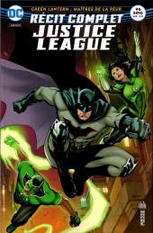 Justice League - Récit Complet (DC Presse) -6- Green Lantern : Maîtres de la peur
