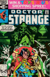 Doctor Strange (1974) -43- Shadow queen!