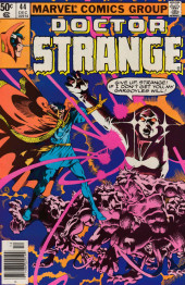 Doctor Strange (1974) -44- Duel of fire